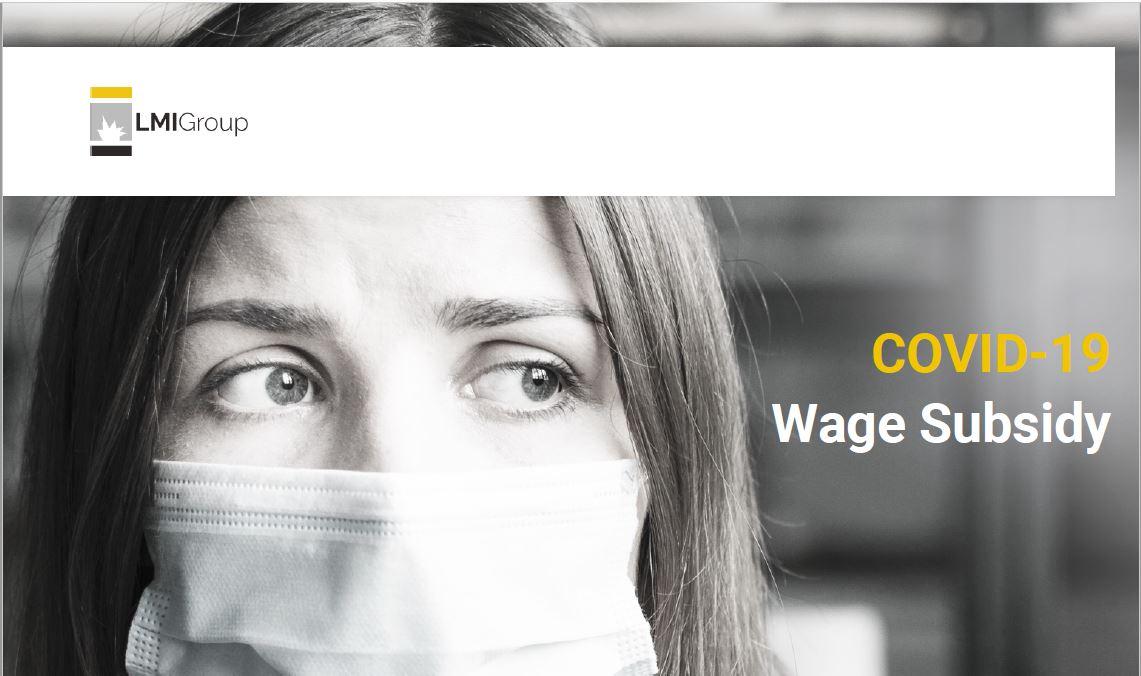 Covid-19 - Wage Subsidy